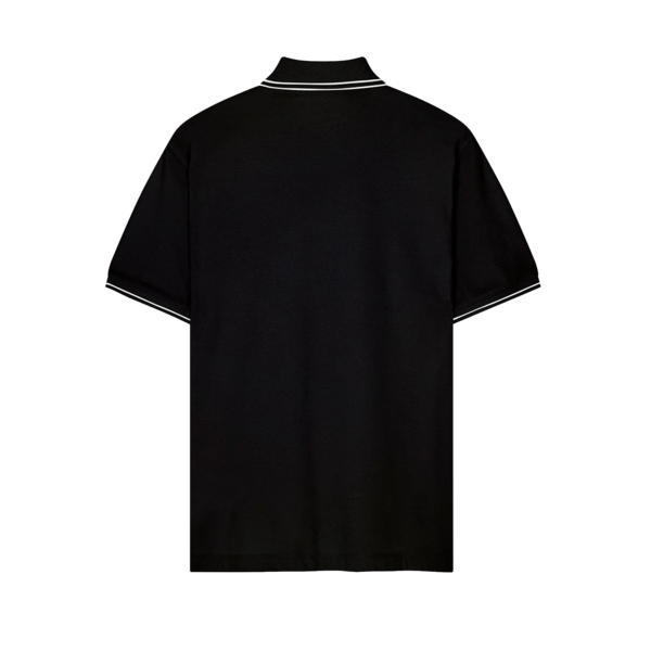 Stone Island Polo Shirt - Black