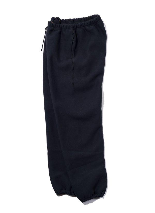 nakamuraya CAMBER Heavy Weight/12oz Sweat Pants - Black