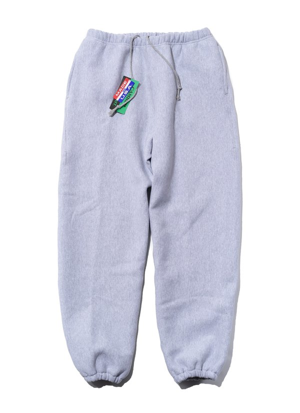 """CAMBER """"Heavy Weight/12oz Sweat Pants"""" Gray"""