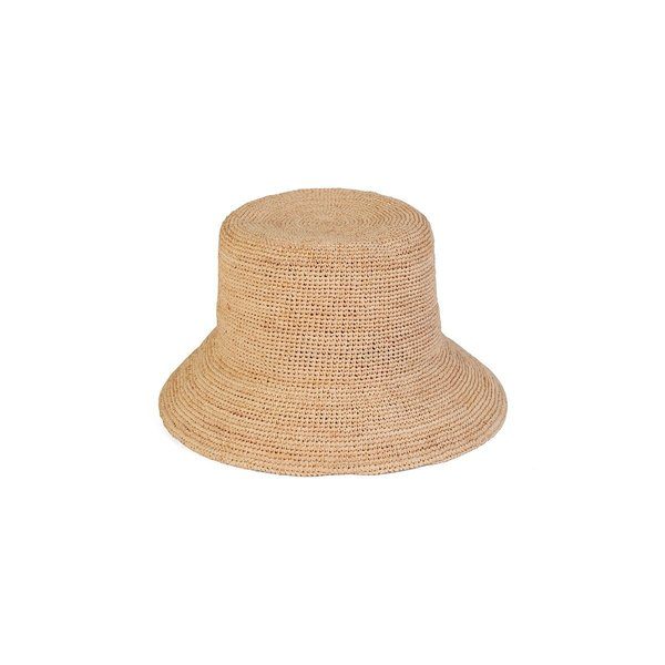 Lack of Color INCA BUCKET HAT - Natural
