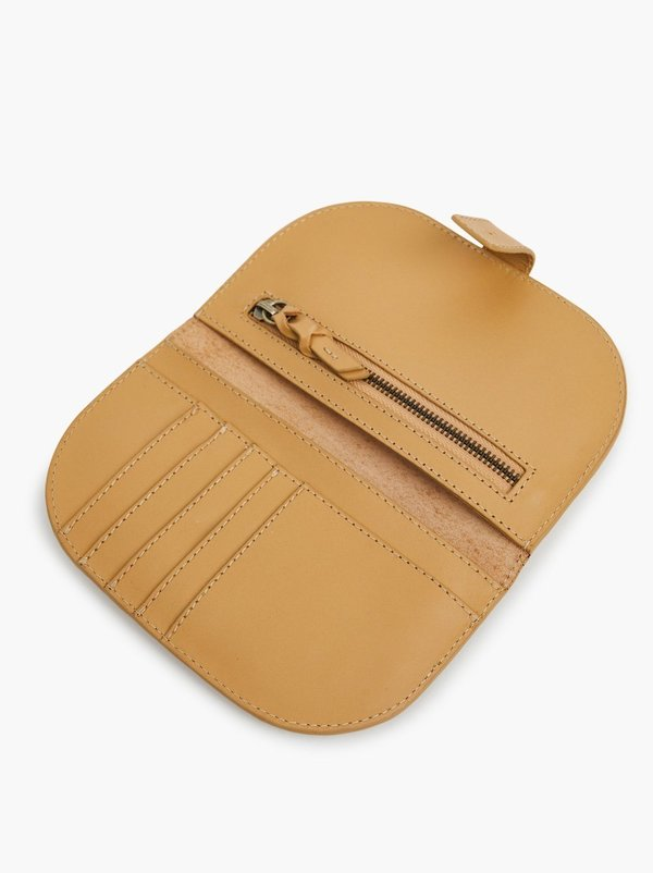 Able Marisol Wallet - Fawn