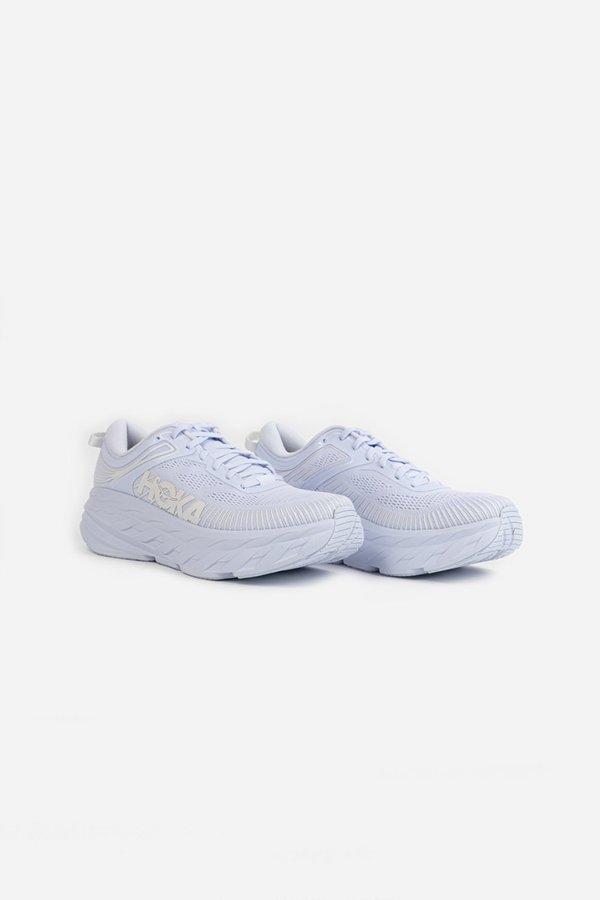 HOKA ONE ONE Bondi 7  sneakers - White/White