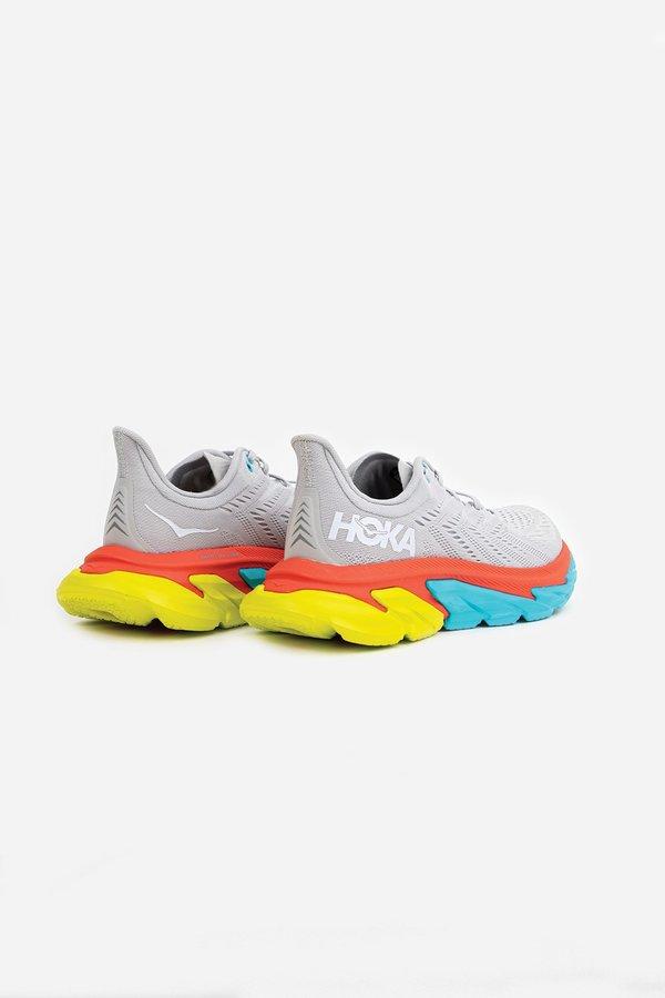 HOKA ONE ONE Clifton Edge sneakers - Lunar Rock/White