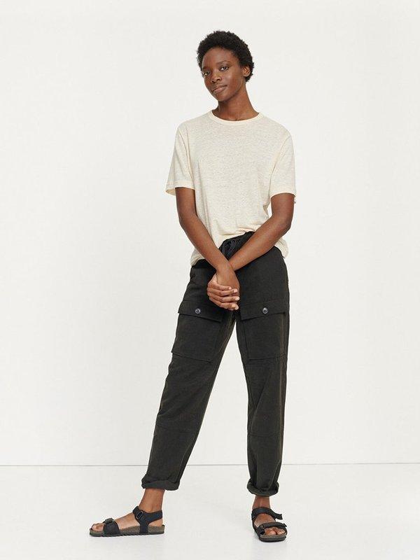 Samsoe Samsoe Doretta T-Shirt - Warm White