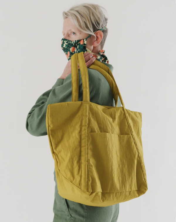 Baggu Cloud Bag - Lentil