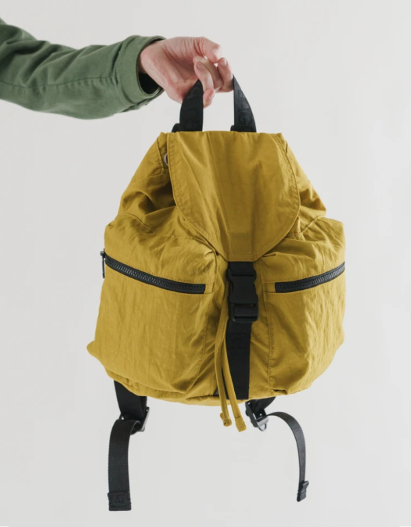 Baggu Small Sport Backpack - Lentil