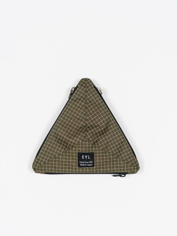 Medium Pouch Dyneema 210 Denier X-Grid Olive