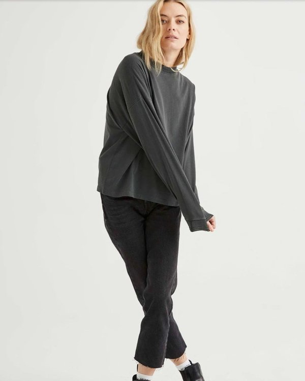Richer Poorer Stretch Limo Relaxed Long Sleeve Tee