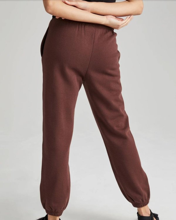 Richer Poorer Recycled Fleece Classic Sweatpants - Truffle