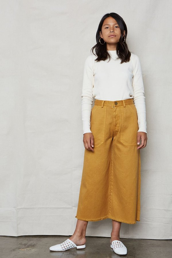 SECONDS- Hemp Utility Pants