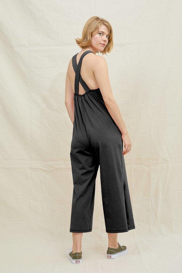 SECONDS- Organic Cotton Easy Jumpsuit