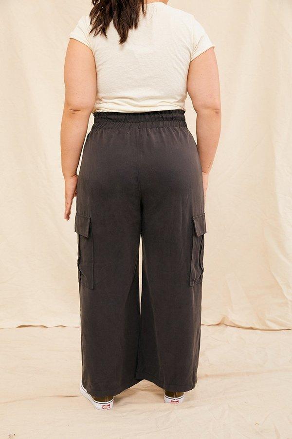 SECONDS- Tencel Lounge Cargo Pants