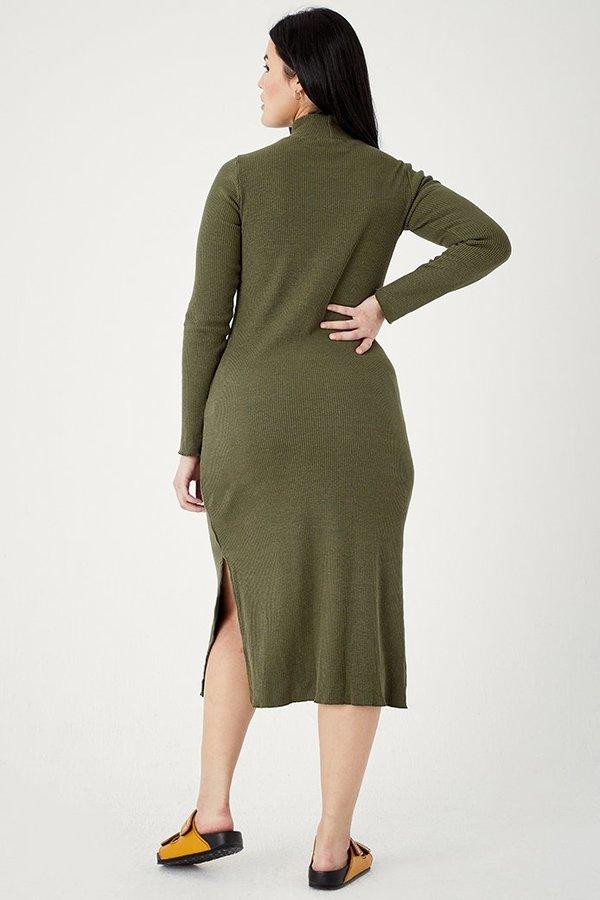 SECONDS-Hemp Joni Dress