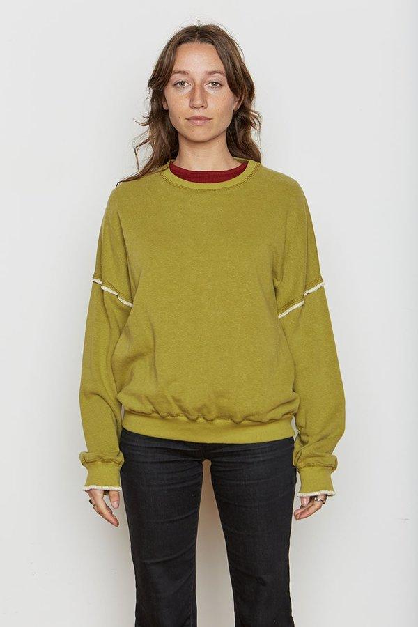 SECONDS-Hemp Oversized Sweatshirt