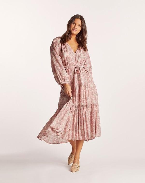 Cleobella Rosalie Midi Dress