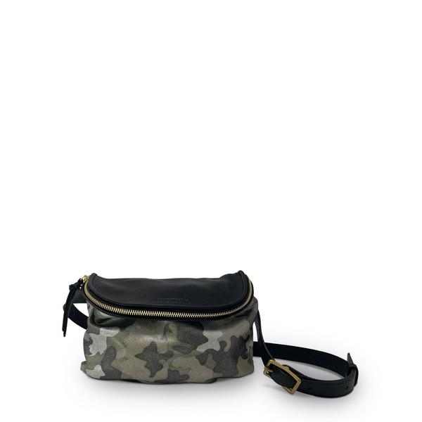 Kempton & Co Belt Bag - Silver Camo