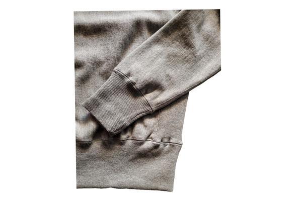 Milworks 20 oz French Terry Sweatshirt - Grey Mix
