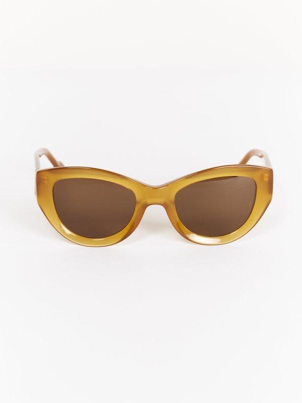 Sunday Somewhere Harper Sunglasses - Amber