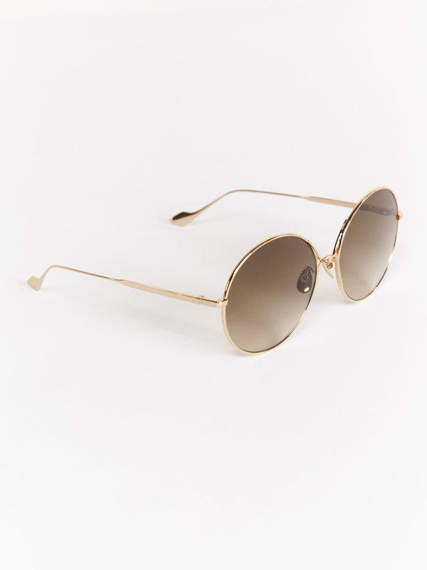 Sunday Somewhere Lola Sunglasses - Gold