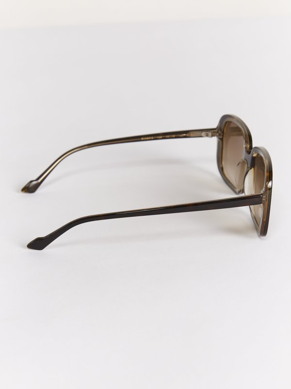 Sunday Somewhere Luna Sunglasses - Dark Tortoise