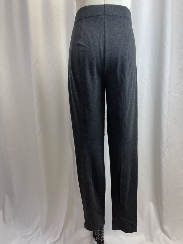 [Pre-loved] Vince. Straight Leg Pull-On Pant - Grey