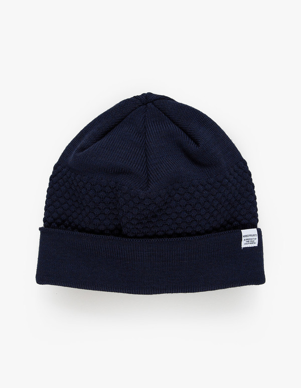 Bubble Stripe Beanie