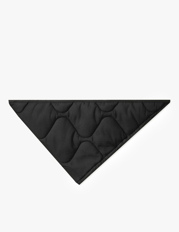 Quilted Scarf Parachute Nylon