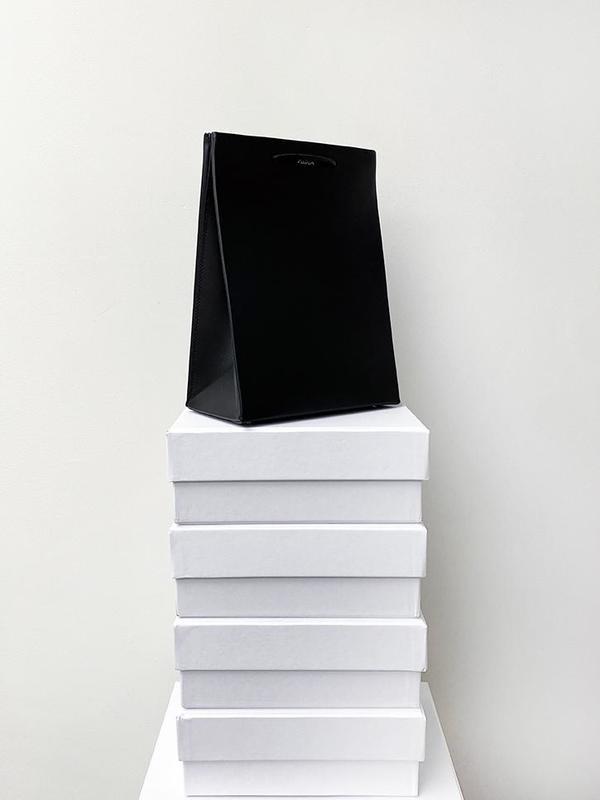 Medea Tall Prima Bag - Black