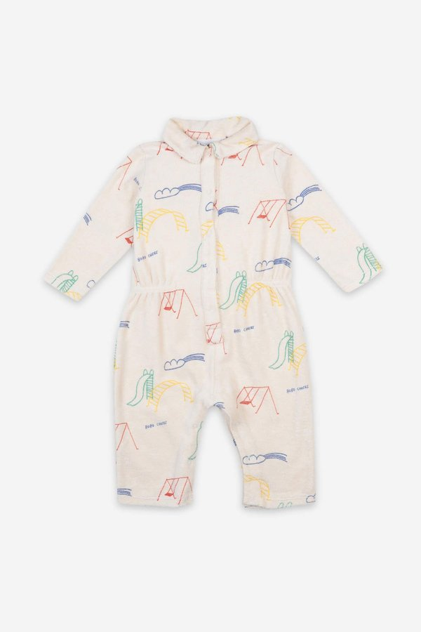 Kids Bobo Choses Playground Terry Jumpsuit