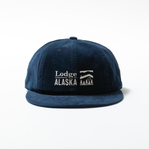 Tacoma Fuji Records Lodge Alaska Cap - Dark Blue