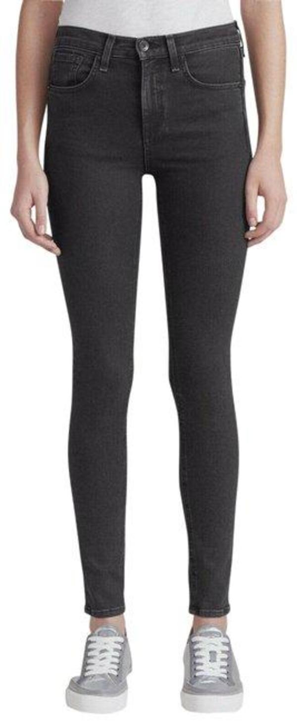 Rag & Bone 10 Inch Skinny Jeans - Black Bruin
