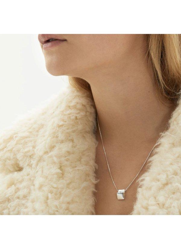 Jenny Bird All Love Pendant - Silver