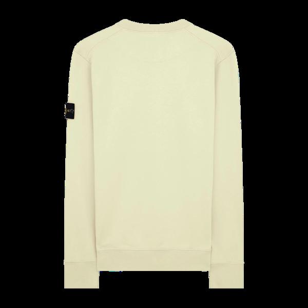 Stone Island Sweat Shirt Lemon Men MO741563051-V0031
