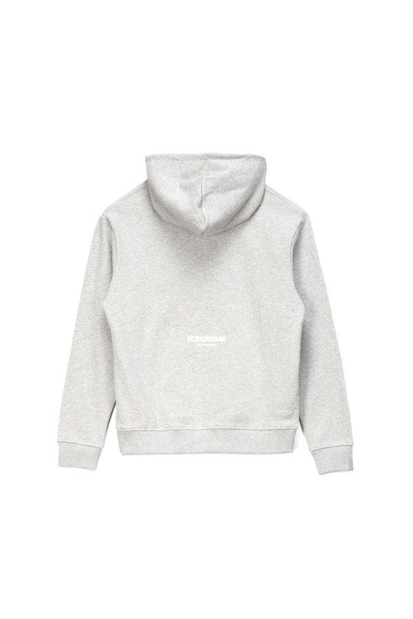 IceCream Polar Caps Hoodie - Gray
