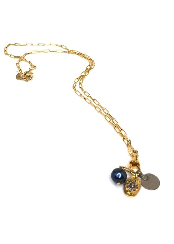 5 Octobre Holly Necklace - Pearl