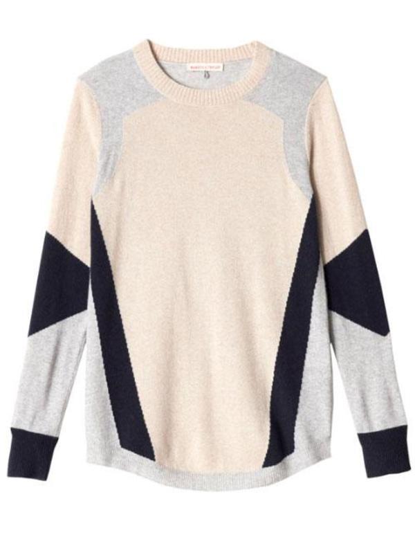 Colorblocked Instaria Sweater