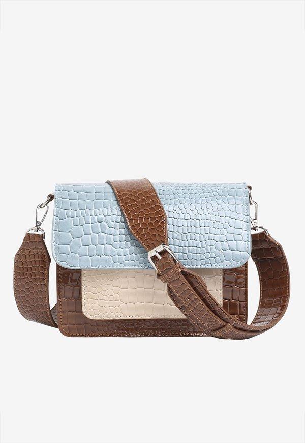 HVISK Cayman Pocket bag - Tawny Brown