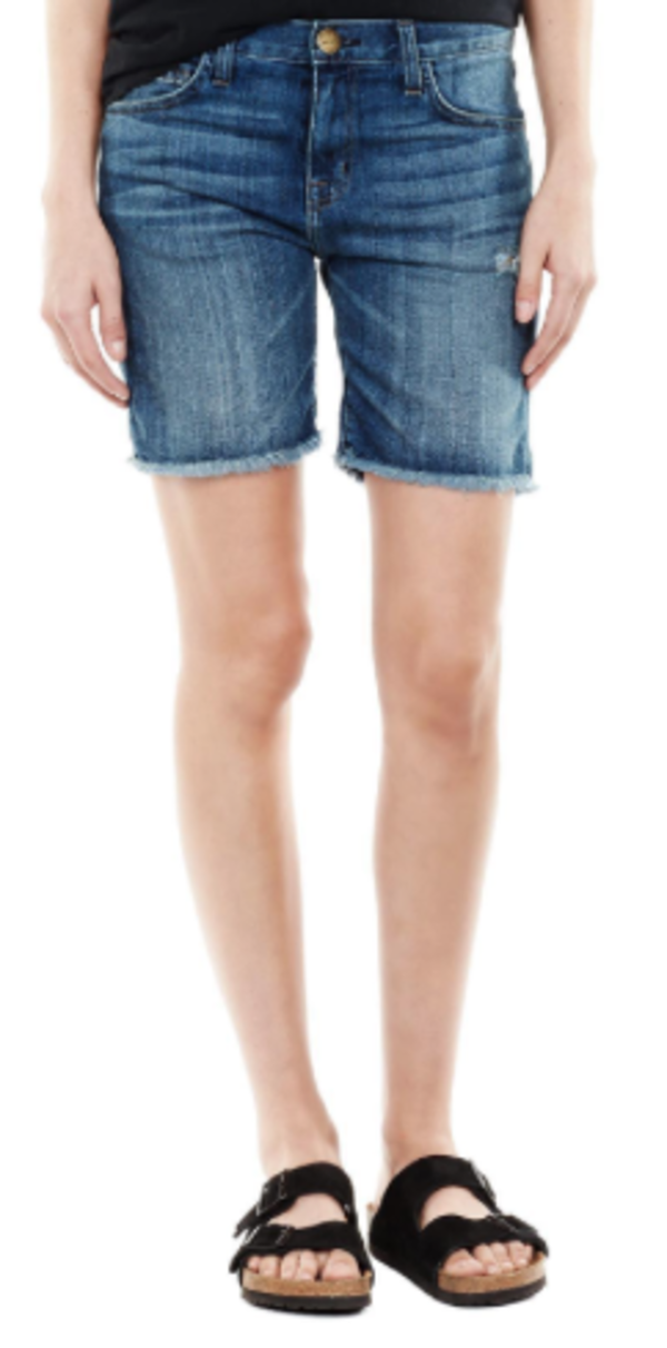Current Elliott The Slouchy Cut Off Jean