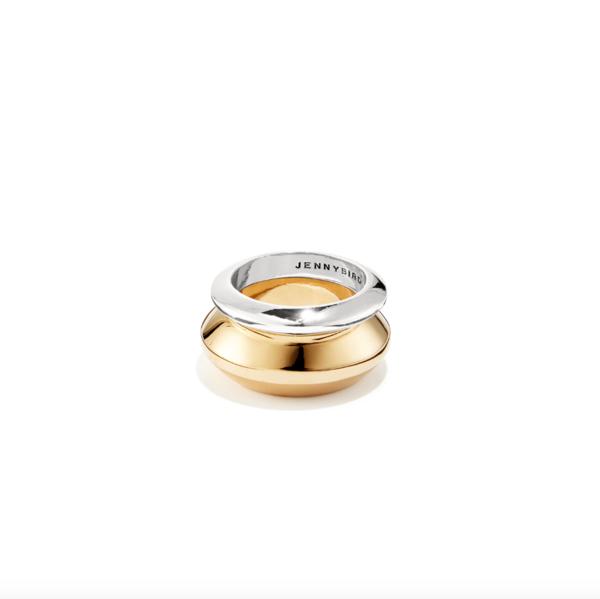 Jenny Bird Toni Ring - 14K gold/silver