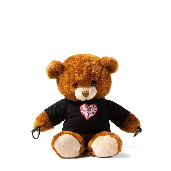 Teddy Bear Side Bag 'Brown'