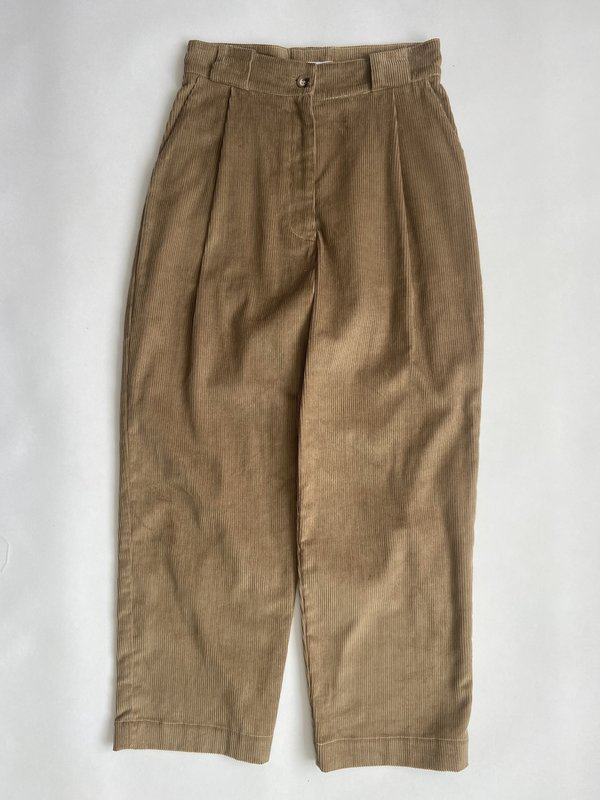flo pant in oyster cord