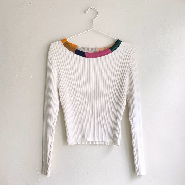 Rain Bow Sweater