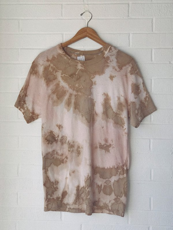 Natural Dyed Tee No. 1