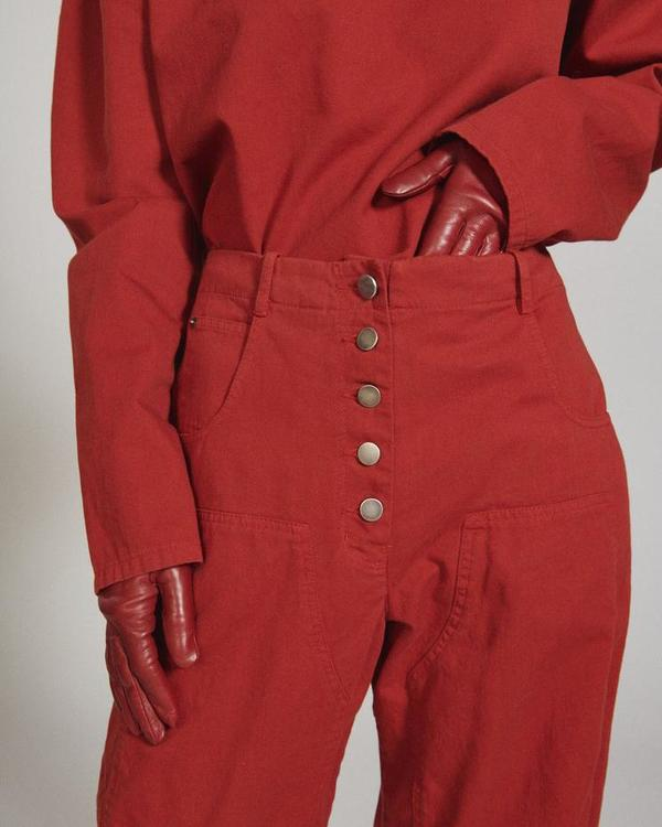 Rachel Comey HANDY PANT - Paprika