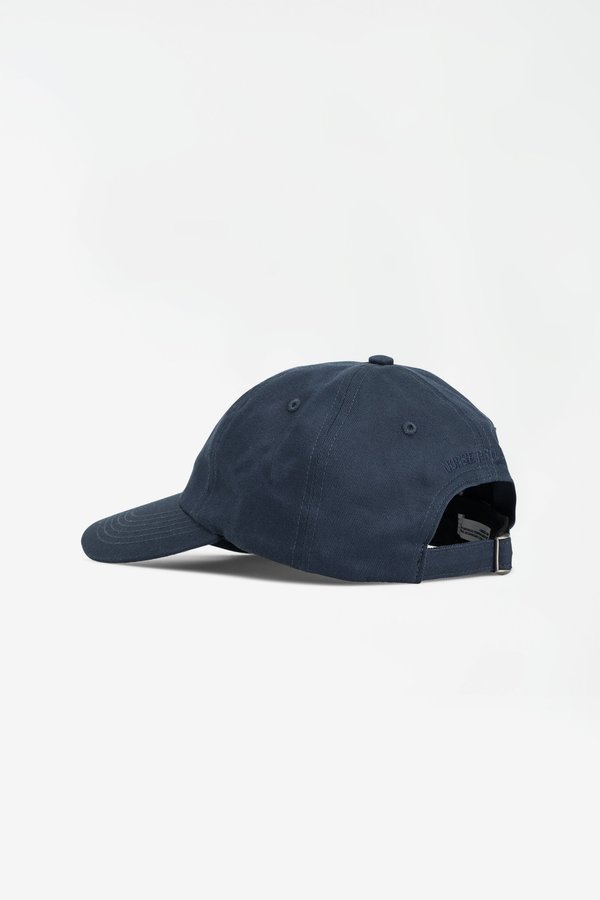 Norse Projects Twill sports cap - dark navy