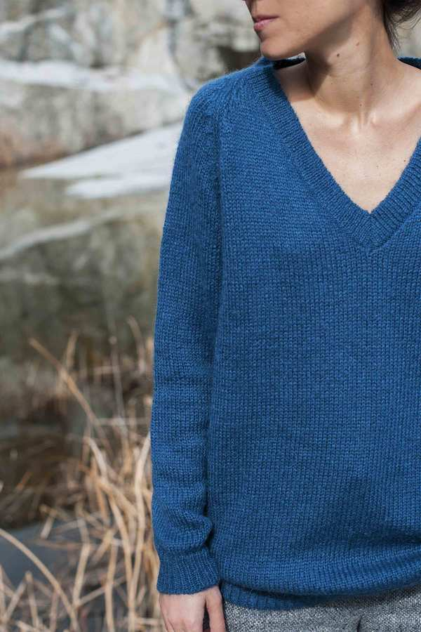 L'envers BARBARA Sweater