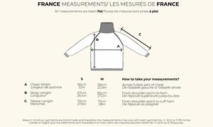 FRANCE Wool Sweater