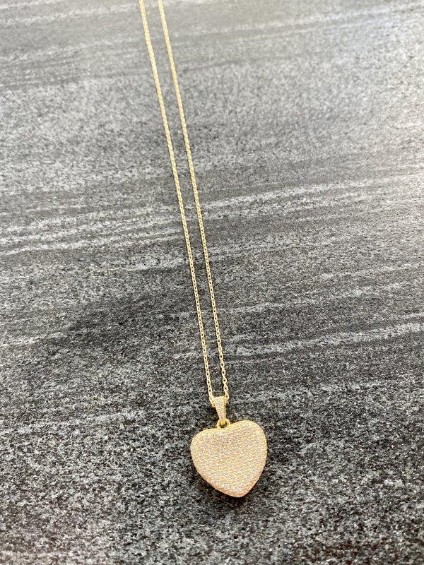 Heart Necklace | Women's Clothing Boutique