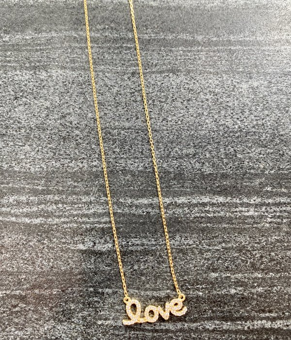 Love Necklace | Women's Clothing Boutique