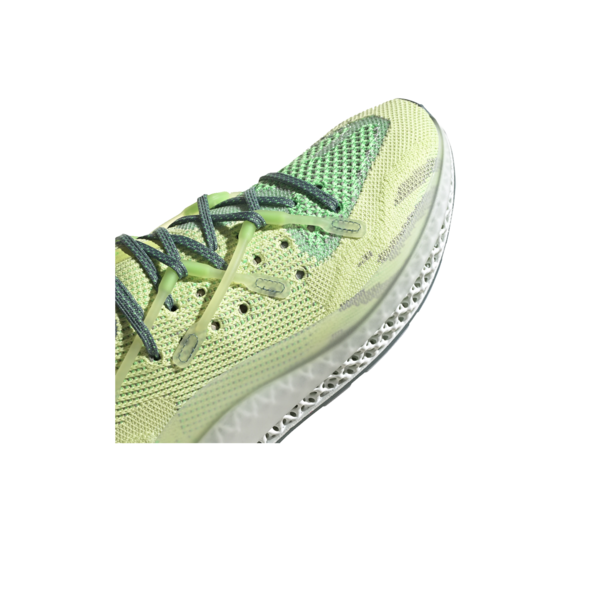 adidas 4D Fusion Semi Frozen FY3603 sneakers - Yellow